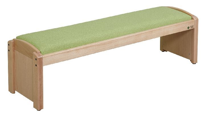 Banc Simple Tissu Vert Mobilier Scolaire Espace Mobilier
